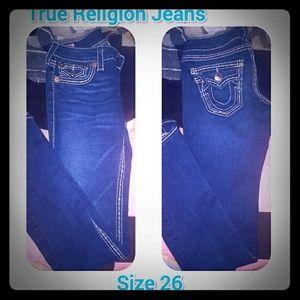 True Religi0n Jeans